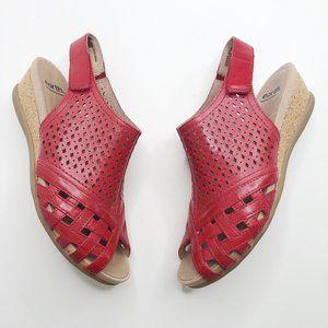 [EARTH] Pisa Galli Wedge Sandals Various